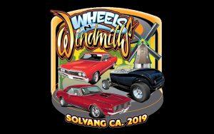 Wheels n windmills car show