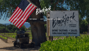 Blackjack Ranch Vineyards & Winery