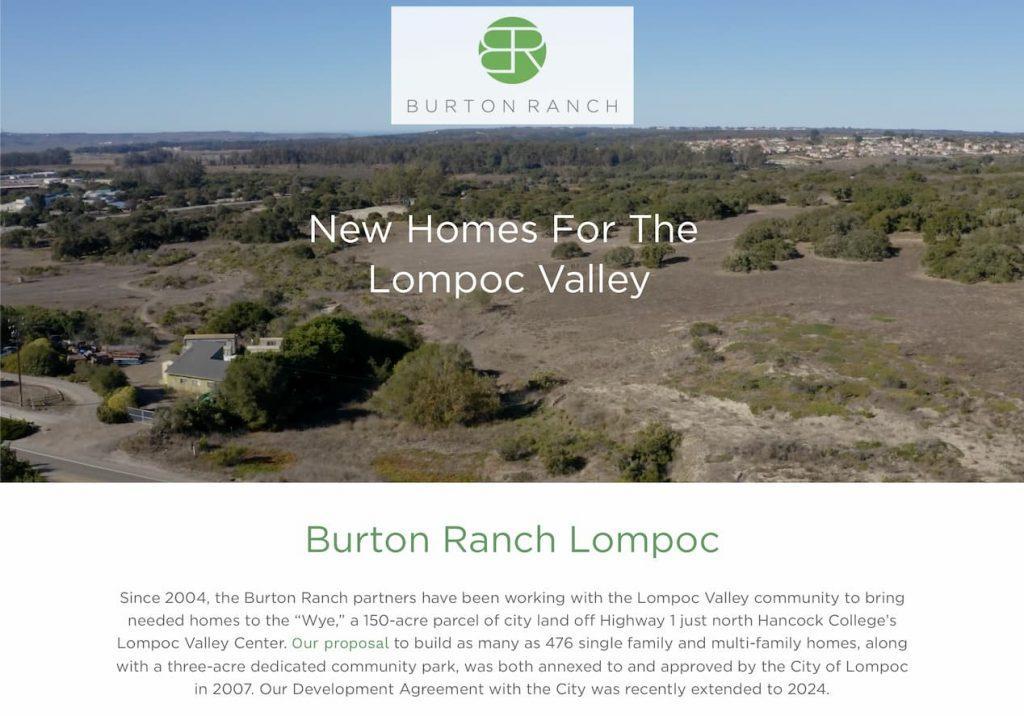 Burton Ranch Lompoc